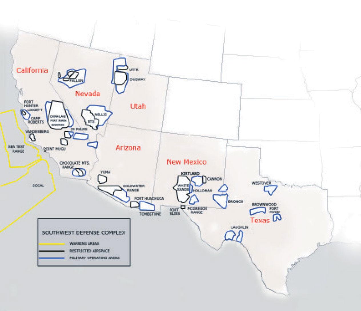 Southwest Defense Complex